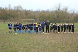 Les photos de notre équipe U11 génération 2007 de ce week end - Nouvelle Génération Touloise