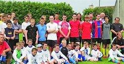 100 ans du club en 2009 - Espoir Sportif de Novion-Porcien