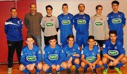 Finales Futsal 2016 - Olympique Courcelles les Montbéliard