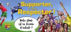 Supporter c'est Respecter