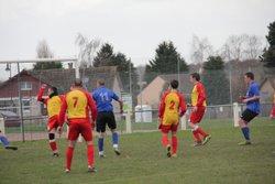 Louplande-Vallon (Championnat 14-15) - Olympique Vallonnais