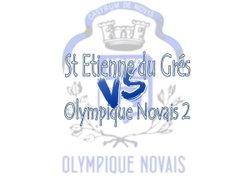 Composition match dimanche 23 septembre : O.Novais 2