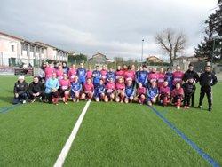 OND Féminines FC Vallée Bleue Féminines - OLYMPIQUE NORD DAUPHINE