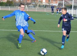 U13(2) - AUCHEL FC : 1 - 2 - O.S AIRE FOOTBALL