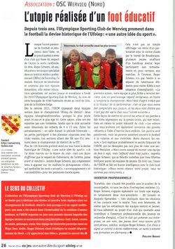 Article National UFOLEP