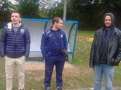 Seniors C - Challenge du district 08/10/2017  A ST GEMMES D'ANDIGNE - Olympique Sainte-Gemmes-sur-Loire