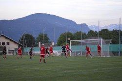 Match OVB / AIX HAND - Olympique des Vétérans de Bassens