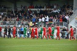 Coupe des Graves - Mazères vs Illats - PATRONAGE BAZADAIS