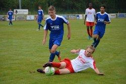 Finale de la Coupe du Sauternais U18 - La Brède vs FC des Graves - PATRONAGE BAZADAIS