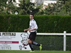 1/4 finale coupe de l'Anjou U19 15-05-2017 - POMJEANNAIS J.A FOOTBALL