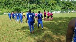 Avant match  RCES-Mronabéja (13 photos) - Racine Culturelle, Environnementale et Sportive de POROANI