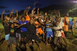 1er tour CDF : RCES-AJK  - Racine Culturelle, Environnementale et Sportive de POROANI