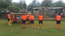 Koungou-RCES 1er tour coupe de France - MAKOULATSA F.C