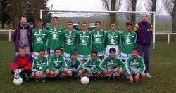 2002 / 2003 - Association Sportive Prouzel-Plachy