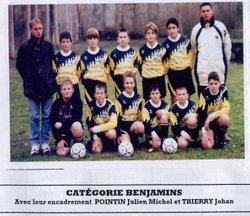 1999 / 2000 - Association Sportive Prouzel-Plachy