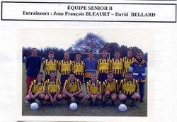2001 / 2002 - Association Sportive Prouzel-Plachy