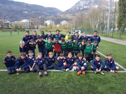TOURNOI U11 DU 1ER AVRIL