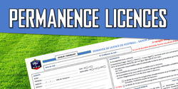 PERMANENCE LICENCE 2018 / 2019