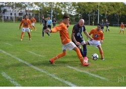1er tour de coupe SPORT COMM contre st Martin-Sennozan - RC Flacé