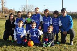 U7 - Plateau du 09/12/2017 - Réalmont Football Club