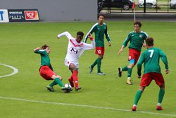 16/06/2018 : U17 A contre Sedan B (finale de coupe) - RETHEL SPORTIF FOOTBALL
