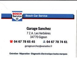Le garage Sanchez continue l'aventure gigeannaise