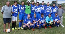 saison 2016/2017 - FOOTBALL-CLUB RIBAUTE les TAVERNES