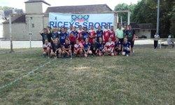 1er tournoi football féminin pour Riceys Sport - Riceys Sport