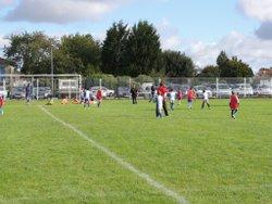 U10/U11 JOURNEE DE RENTREE - ROCHEFORT FC