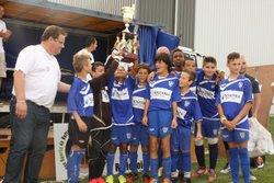 tournoi u13 de ruffec - ROCHEFORT FC