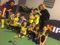 SQUADRA FUTSAL CUP KIDS 2017