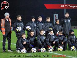 VHF - CHAMBLY - REVEIL SPORTIF TEIPHALIEN FOOTBALL