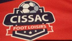 Notre logo - Cissac foot loisir veteran
