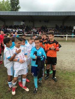 Tournoi U13 Guerlédan 2018 - Saint Cyr Herbignac
