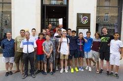 LES U15 AU CAPU - SAINT MAX ESSEY FC