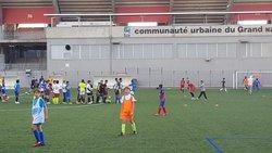 U13 - entraînement du 15 septembre - SAINT MAX ESSEY FC