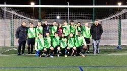 U15 A MATCH CONTRE LAY BOUXIERES - SAINT MAX ESSEY FC