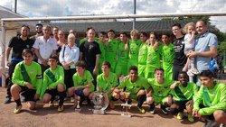 Challenge Michel Saintot - SAINT MAX ESSEY FC