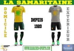 Maillots Officiels Saison 2017 - 2018 - SAMARITAINE