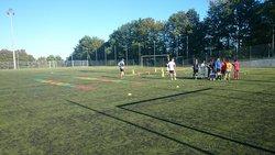 REPRISE ENTRAINEMENT U13 ( Préparation du Tournoi élite ) - FOOTBALL CLUB COLOMBIER SATOLAS