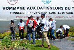 Saint-Gilles en visite à Coquelles... - SPORTING CLUB COQUELLES