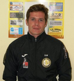 le coup dur pour les Séniors : la blessure sérieuse de Mathieu Duconseil !