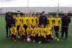 La belle victoire des U14 face au RC.Lens 3-2