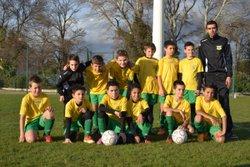 U11 Le 13 Décembre 2014 - SC EYGUIERES