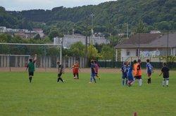 SAISON 2017/2018 - 2017 09 05 - U9 et U11 - Entraînement - Sporting Club Malzéville