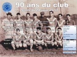 90 ans du club