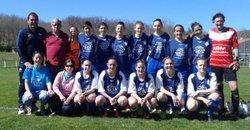 Féminines - 1/4 de finale Challenge Souchon contre Simorre (à Vazerac) - Sporting Club Lafrançaisain