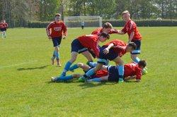 Match U17A contre ESP PLOUGUERNEAU - SPORTING CLUB LANNILIS