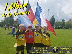 L'Album de la Semaine : Les P'tits Champions à la Coupe du Monde. - Sporting Club Marly