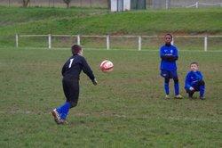 Plateau U11 du 13/12/14 (3 matchs, 3 victoires) - Sporting Club de Massay